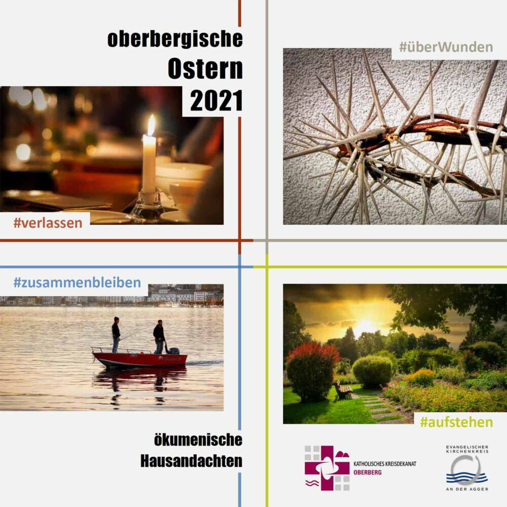 Oberbergische Ostern 2021 | ökumenische Hausandachten